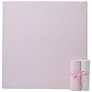 Clair de Lune Moses Cot Bed (Pale Pink, 3-Piece)   14