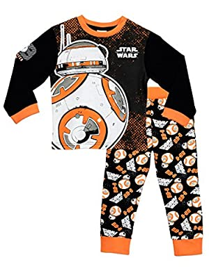 Star Wars - Ensemble De Pyjamas - Star Wars BB8 - Garçon