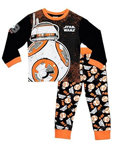 Star Wars - Pijama para Niños de BB8 12-13 Años