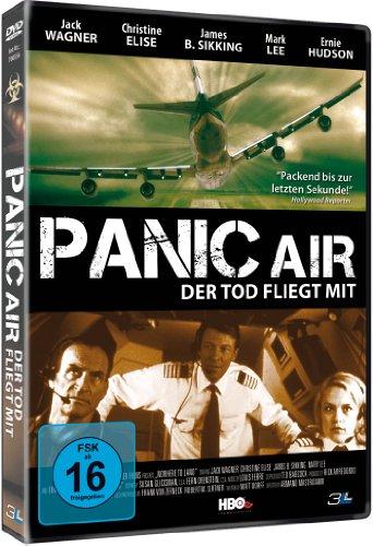 Panic Air - Der Tod fliegt mit (DVD)