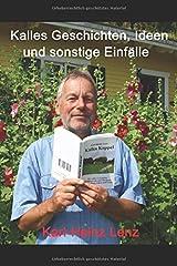 Kalles Geschichten, Ideen und sonstige Einfälle Taschenbuch