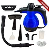 Exclusive Handheld Master Multi function Steam Cleaner, Sanitizer with Safety Lock for Stains Removals UK PLUG