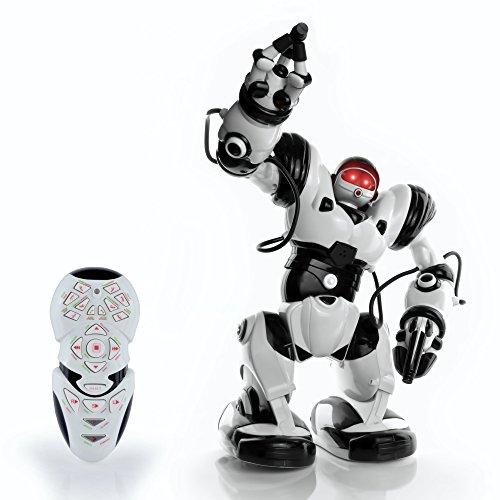 Spire Tech st-600 Interactive programmabile Intelligente Roboactor Walking  Corsa RC Robot con 67 funzioni Telecomando preimpostati Humanoid Robosapien