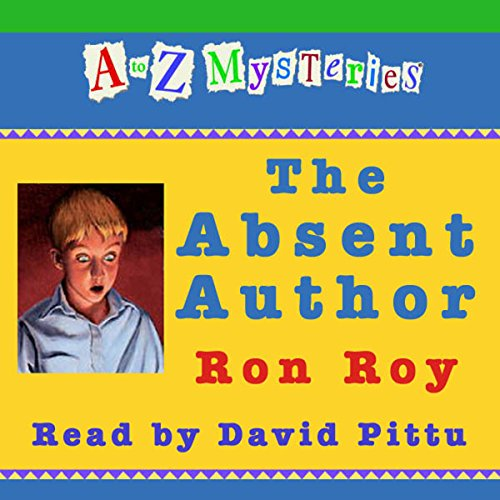 A to Z Mysteries: The Absent Author  Audiolibri