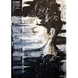 Portrait XL painted by Anita Kaufmann