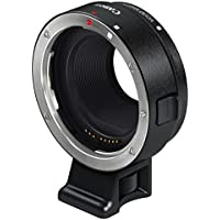 Canon 6098B005 Mount Adapter EF-EOS M - Black