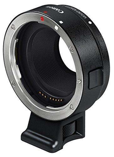 Canon Mount Adapter EF-EOS M schwarz (Cannon Objektiv-adapter)