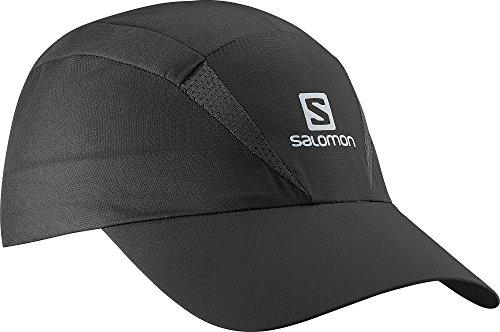 Salomon Mesh Unisex Cap, wasserdicht, XA Cap, einstellbare Größe, S / M, Schwarz, L38005500