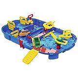 "Aquaplay 8700001516 - Wasserbahn Set ""Schleusenbox"""