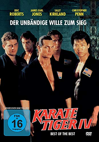 Karate Tiger 4 - Best of the Best