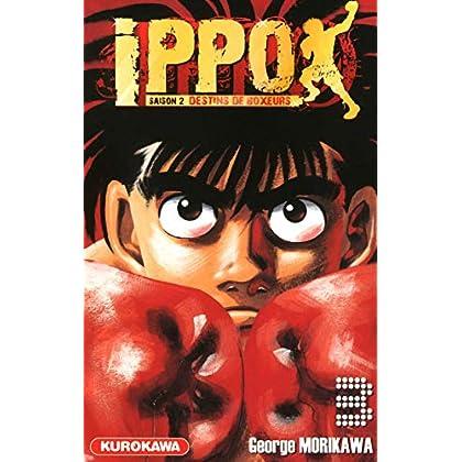 Ippo - saison 2, Destins de boxeurs - tome 03 (3)