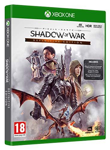 Middle Earth: Shadow of War Definitive Edition (xbox_one) [Importación inglesa]