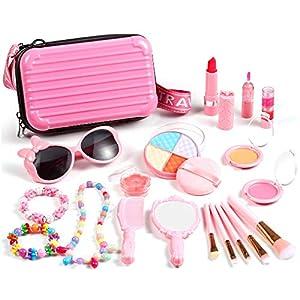 Auney 20 Piezas Maquillaje Niñas