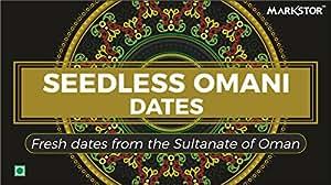 Markstor Seedless Omani Dates, 300g