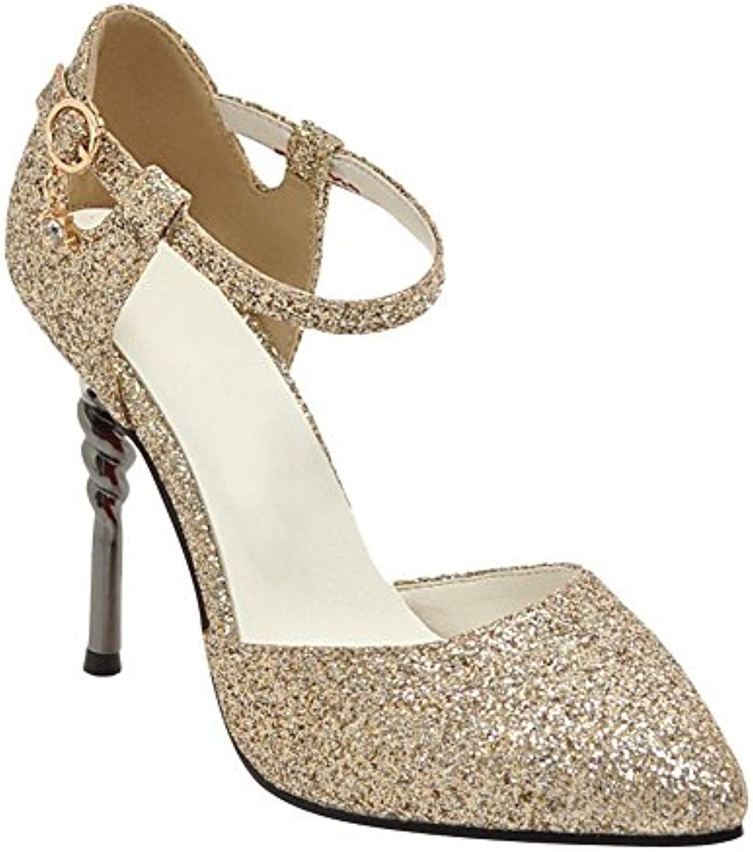 845abc7cc90 Carolbar Women s Bling Bling B07C8LRNKJ Charm nhta-30260 High Heel Sequins  Dress 30262 Court Shoes B07C8LRNKJ Parent 8e80b6a