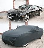 Autoabdeckung.com Soft Indoor Car Cover Stretch Delux Abdeckplane Premium