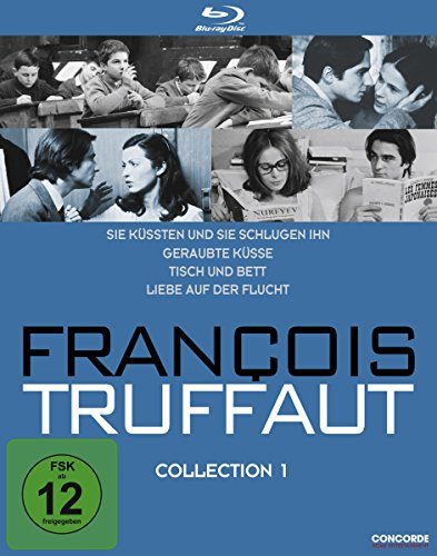 Bild von Francois Truffaut - Collection 1 [Blu-ray]