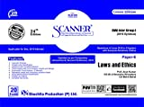Scanner CMA Inter Group-I (2016 Syllabus) Paper-6 Laws and Ethics
