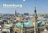 Hamburg Stadt an der Alster und Elbe (Wandkalender 2020 DIN A3 quer): Ein Jahr Hamburg. 13 faszinierende Aufnahmen der Hansestadt an den Flüssen ... (Monatskalender, 14 Seiten ) (CALVENDO Orte)