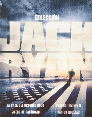 Colección Jack Ryan [Blu-ray] [Spanien Import]