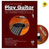 Play Guitar Gitarrenschule von Michael Langer, Ferdinand Neges - Band 1 mit CD und Dunlop Plek - Edition Dux D3501 9783868492583