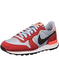 Nike Wmns Internationalist, Zapatillas de Deporte para Mujer, Misto, Media