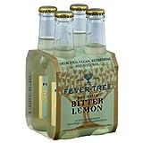 Fever-Tree - Miscelatori di Premium Bitter Lemon - 4Pack