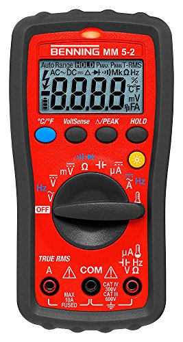 Benning TRMS-Digital-Multimeter