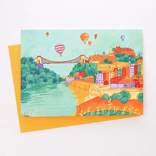 a-blank-bristol-suspension-bridge-greetings-card
