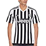 adidas Herren Heimtrikot Juventus Turin Replica, white/black, L, AA0336