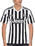 adidas Herren Heimtrikot Juventus Turin Replica, White/Black, M