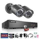 Best Sistemi di telecamera di sicurezza ANNKE - ANNKE Kit Videosorveglianza DVR 1080P Lite 4 Canali Review