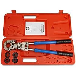 Nta 570120 Pince à sertir professionnelle avec contour TH 16-20-26-32