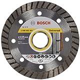 Bosch 2 608 602 393  - Disco tronzador de diamante Standard for Universal Turbo - 115 x 22,23 x 2 x 10 mm (pack de 1)