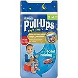 Huggies Pull Ups Nightime Potty Training Pants for Boys - Medium (11-18 kg), 12 x 3 Packs (36 Pants)