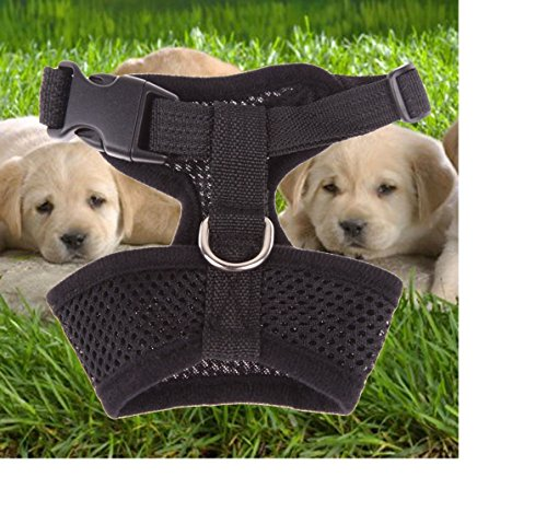 ILOVEDIY Soft Hundegeschirr Softgeschirr Brustgeschirr Hunde Geschirr Sicherheitsgeschirr