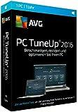 S.A.D AVG PC TuneUp 2016 - 1 PC