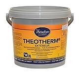 Peinture isolante thermique blanche ravalement façades : Theotherm extérieur 3L