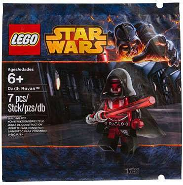 LEGO darth revan sous blister fermé TM