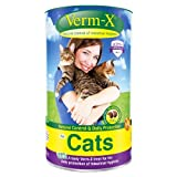 Verm-X - Herbal Crunchies for Cats x 480 Gm Tube