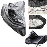 Housse pour moto scooter molletonnée imperméable Taille L universel Couverture pour vespa gTS 1252007–2011