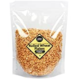 #2: Urban Platter Rolled Wheat Flakes, 500g [Breakfast Essential, Naturally Wholesome]