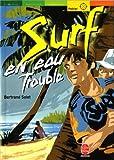 Surf en eau trouble (Policier t. 1002) (French Edition)