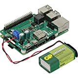 Joy-it Raspberry Pi® extenstions-Platine RB-Strompi2 Arduino, Banana Pi, Raspberry Pi® A, B, B+, pcDuino