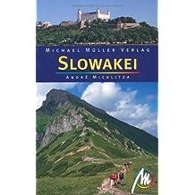 Slowakei: Reisehandbuch mit vielen praktischen Tipps