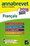 Français 3e : Sujets & corrigés