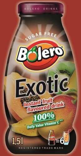Bolero Drink - Exotic (24er Pack)