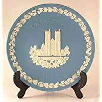 Wedgwood blue jasper ware-Piastra per 1977-CP1061 Westminster