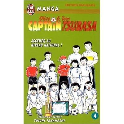 Captain Tsubasa, tome 4 : Accéder au niveau national !