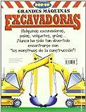 Image de Excavadoras (Pop-Up Grandes Máquinas)